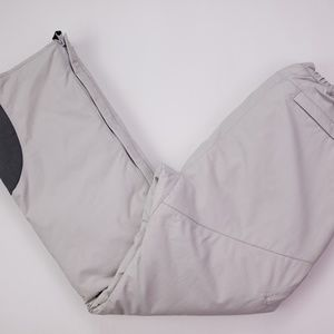 Quest Womens Medium Ski Pants Light Beige Insulate